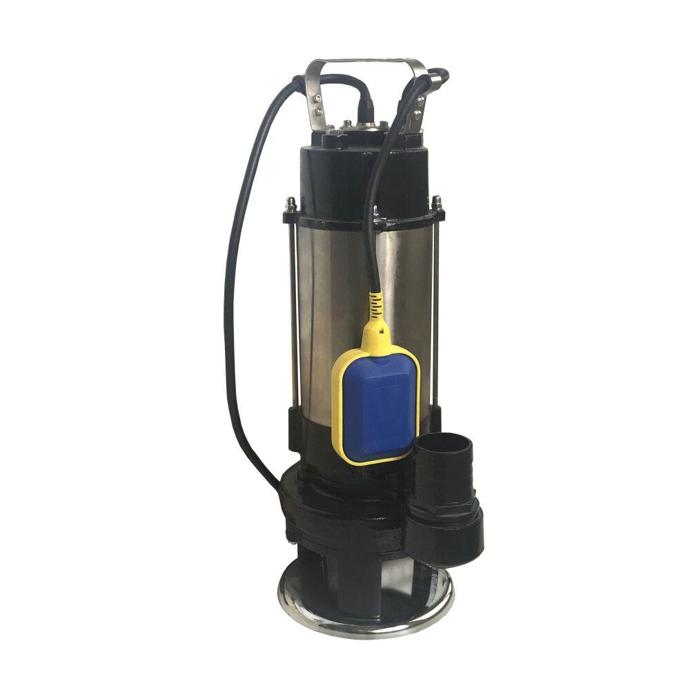 Фекальный насос Optima V1500-QG 1.5 кВт  с режущим механизмом