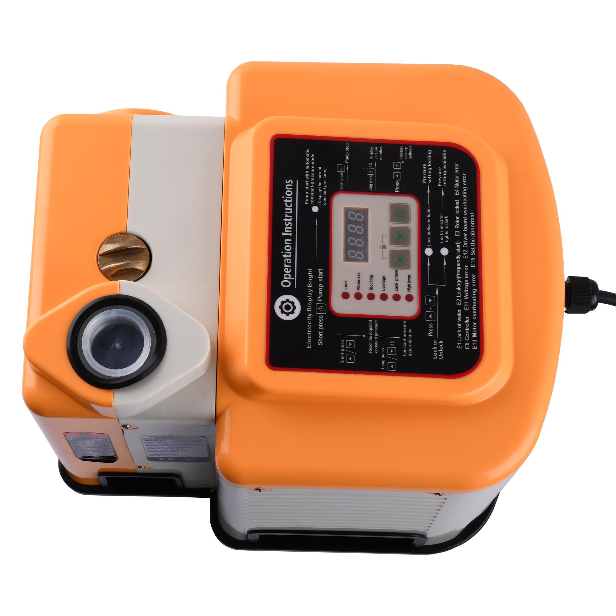 Насосная станция Optima OP550 IA с интеллектуальным частотным преобразователем
