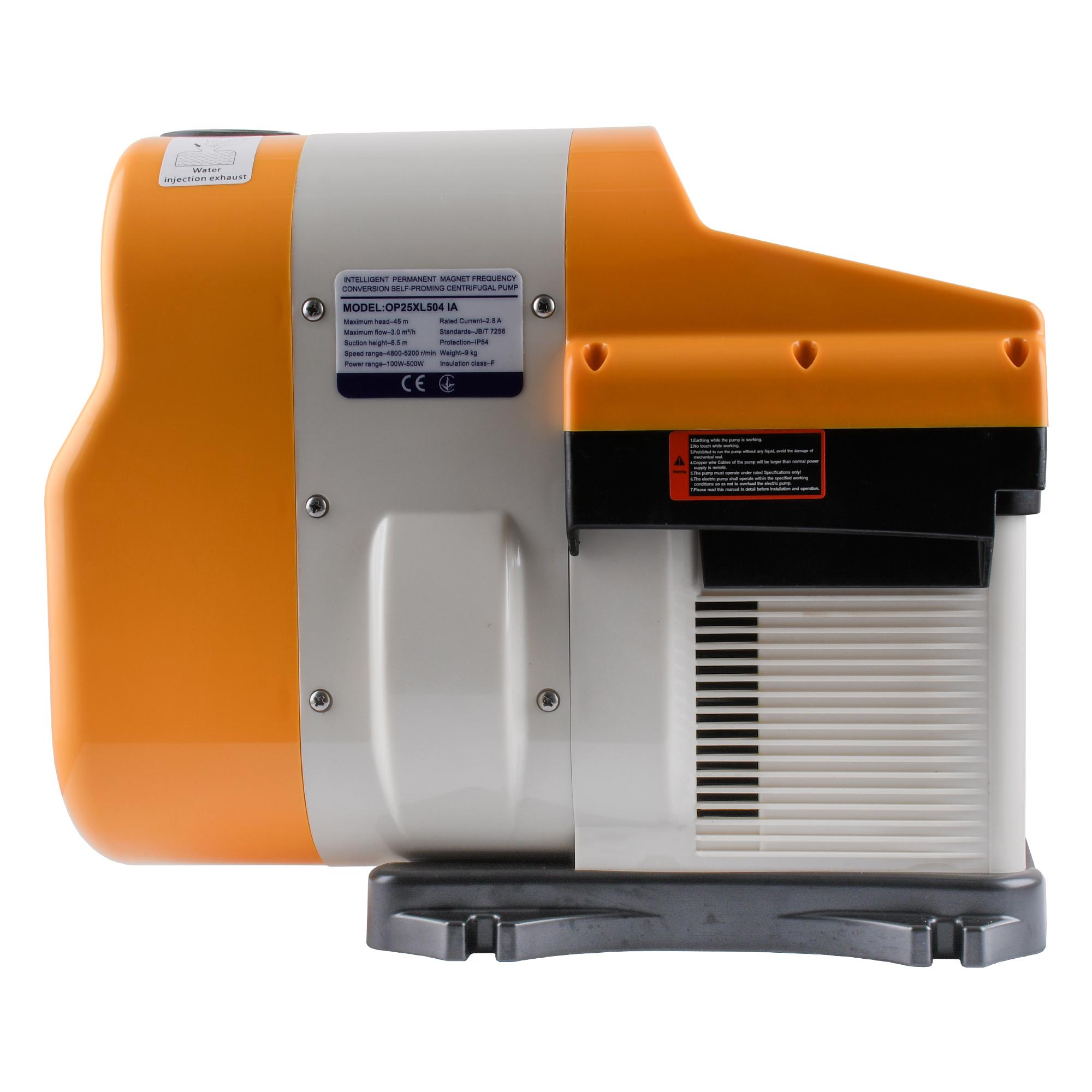 Насосная станция Optima OP25XL504 IA с интеллектуальным частотным преобразователем