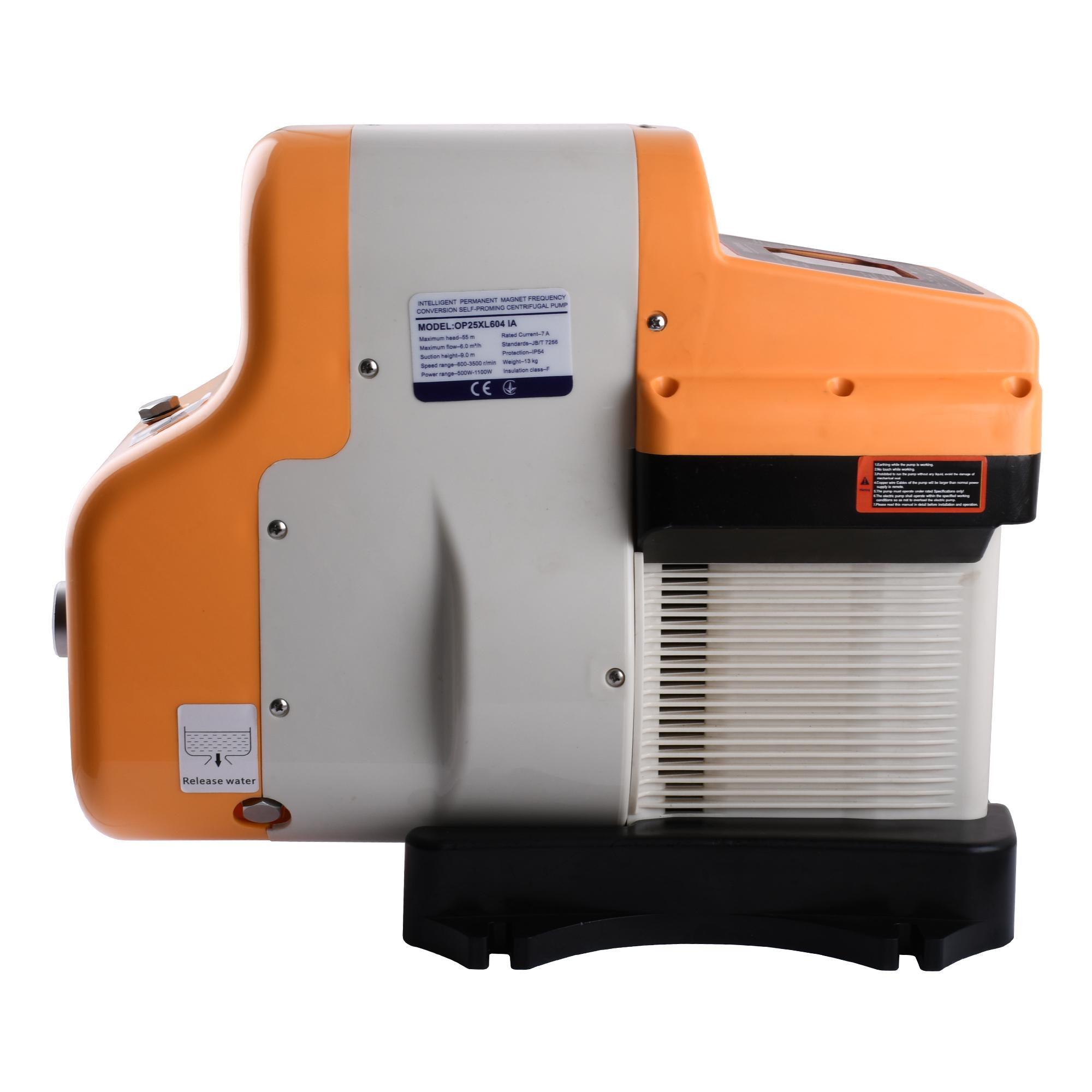 Насосная станция Optima OP25XL604 IA с интеллектуальным частотным преобразователем
