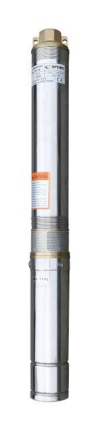 Насос скважинный Optima 3SDm1.8/20 0.55 кВт, кабель 15м