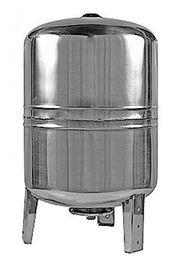 Гидроаккумулятор Cristal 100 л 10bar нержавейка вертикальный