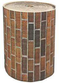 Полотно ППЭ самоклейка РИСУНОК КИРПИЧ ламинированое TEPLOIZOL 4 мм