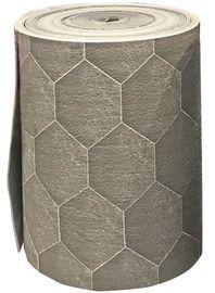 Полотно ППЭ самоклейка РИСУНОК РВАНЫЙ КАМЕНЬ ламинированое TEPLOIZOL 2 мм