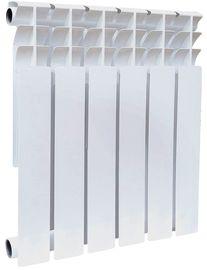 Секция биметаллического радиатора GALLARDO Bi STAND 500/80 мм (158 Вт)