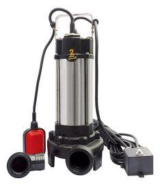 Фекальный насос Optima V1300 1.3 кВт  с режущим механизмом