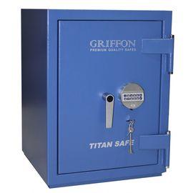 Сейф огневзломостойкий Griffon CL III.68.K.Е Brilliant Blue