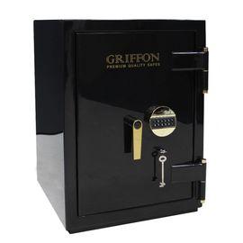 Сейф огневзломостойкий Griffon CL III.68.K.Е LUX GOLD