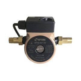 Насос Optima OP15-40  кВт циркуляционный 130 мм, гайки, кабель с вилкой