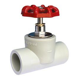 Вентиль 20 мм «VS Plast» полипропиленовый проходной