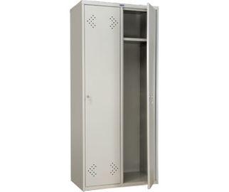 Шкаф медицинский для раздевалок ПРАКТИК МД LS(LE)-21-80