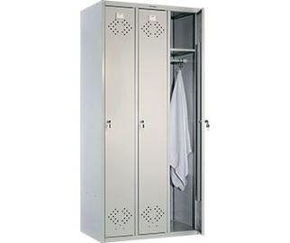 Шкаф медицинский для раздевалок ПРАКТИК МД LS(LE) - 31*