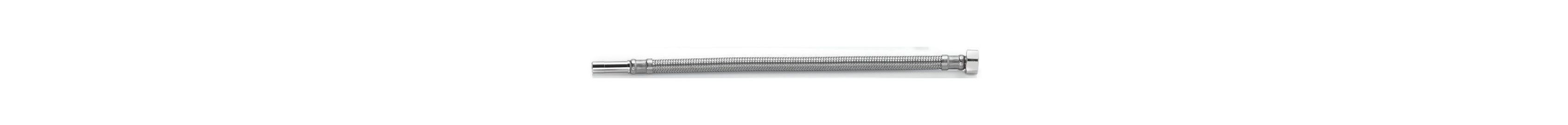 Шланг для смесителя TUCAI TAQ GRIF H1/2-M10-L37 1,2 м с длинным штуцером