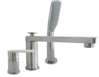 Смеситель для ванны TOPAZ BARTS-TB 07111-H36, душевой комплект
