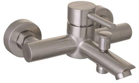 Смеситель для ванны Globus Lux НЕРЖАВЕЙКА SBT1-102, душевой комплект