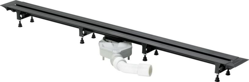 Душевой лоток VIEGA Advantix Vario 721671 (плоский, h-70 мм) длина 30-120 см